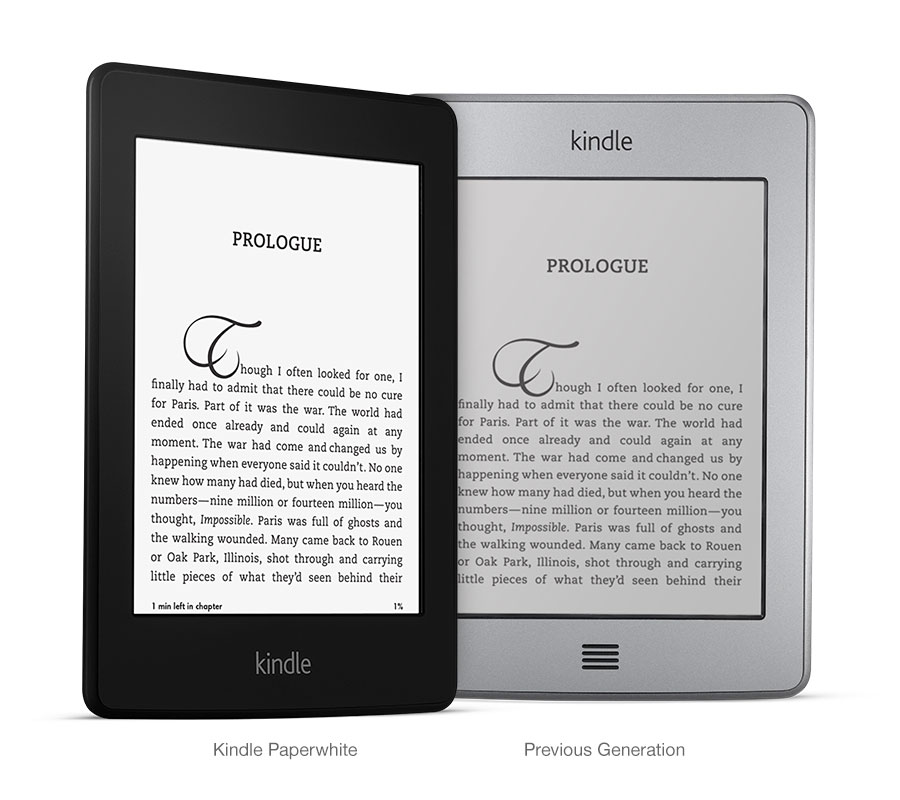 Using Kindle Paperwhite E-Reader in Costa Rica