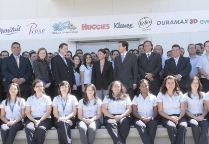 Kimberly-Clark invests U.S. $ 31 million in Costa Rica