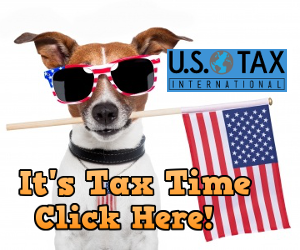 It's Tax Time from