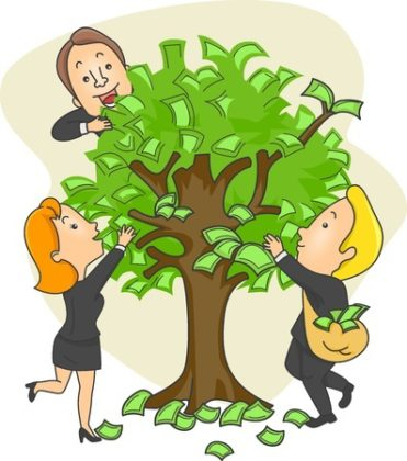 Expat Money Tree Produces Dollars