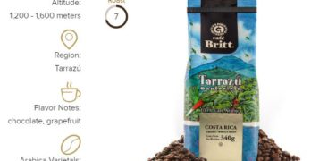 Roasted coffee grains make 6 times more profit