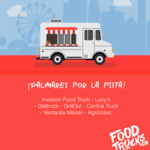 Food trucks: the best option in Palmares festivities!