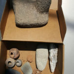 American sold Costa Rican archeological pieces on the Internet