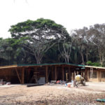 The first sustainable, bamboo school!