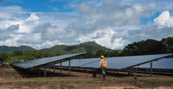 Guanacaste inaugurates the largest solar park in Costa Rica