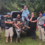 4×4 vehicle enthusiasts decided to help Nate's victims