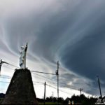 The explanation to the clouds that astonished Cartago