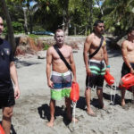 Residents become lifeguards to rescue tourists in Parrita
