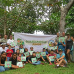 Camp trained junior rangers for the first time