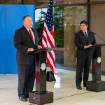 President of Costa Rica Carlos Alvarado and U.S. Secretary of State Mike Pompeo