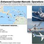 US Navy Enhanced Counter Narcotics Operations in caribbean